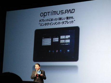 Optimus Pad L-06C