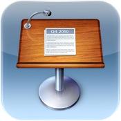 iOS iWork