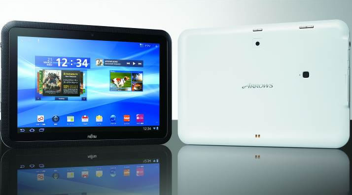 ARROWS Tab Wi-Fi