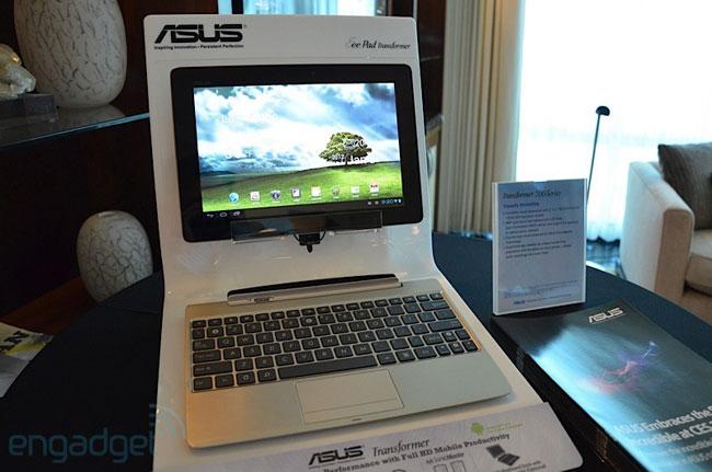 Asus Eee Pad Transformer Prime TF700T