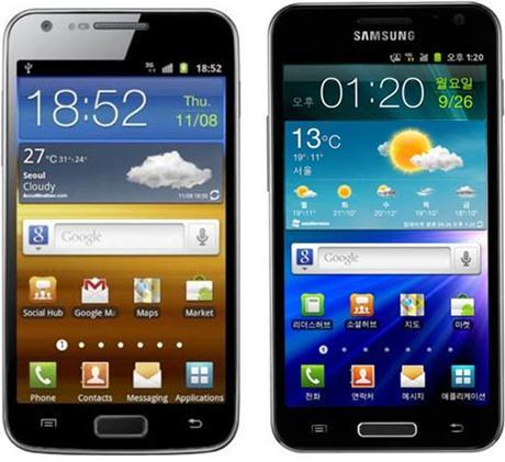 ■Galaxy S II HD LTE(ギャラクシーS2 HD LTE)