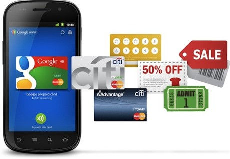 Google Wallet(グーグルウォレット)
