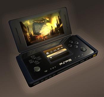 PSP2コンセプト