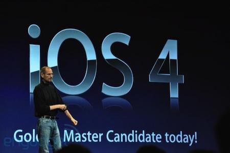 Apple iOS4.3.2