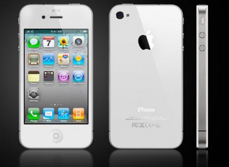 iPhone4ホワイト