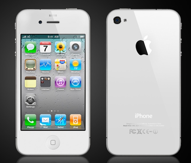 iPhone4_White