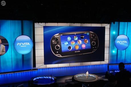 PlayStation Vita (プレイステーション ヴィータ)