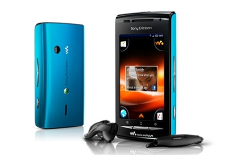 W8 Walkman phone